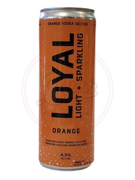 Loyal Orange - 12oz Can