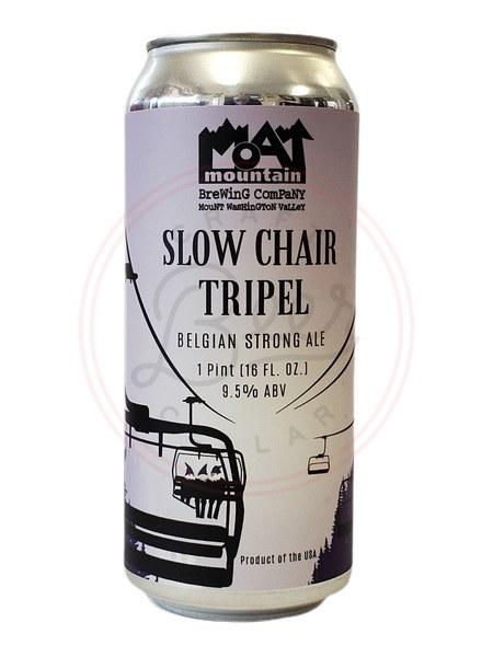 Slow Chair Tripel - 16oz Can