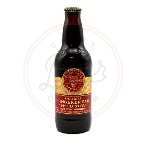Imperial Gingerbread - 330ml