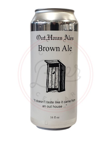 Brown Ale - 16oz Can