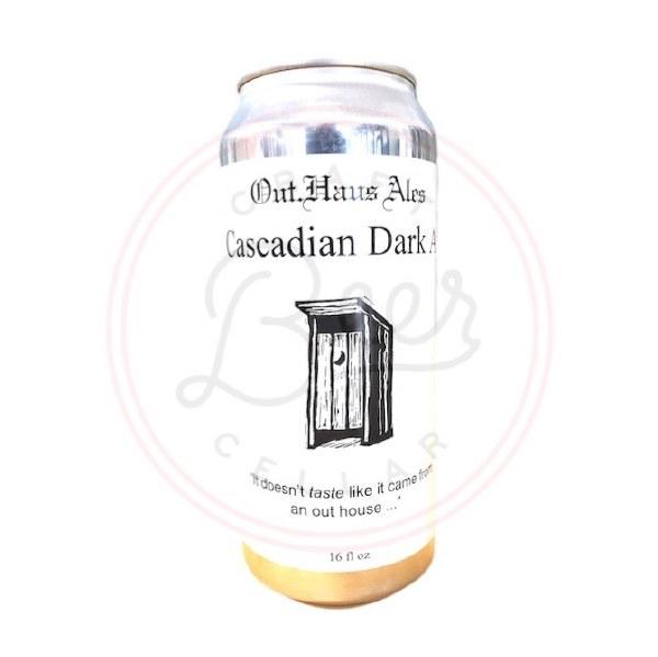 Cascadian Dark - 16oz Can
