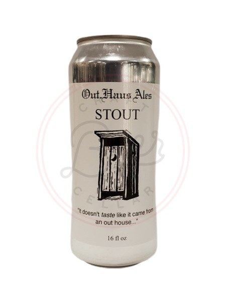 Stout - 16oz Can