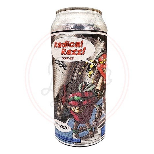 Radical Razz! - 16oz Can