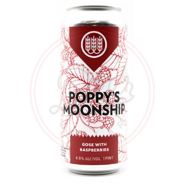Poppy's Moonship: Raspberry