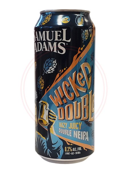 Wicked Double - 16oz Can