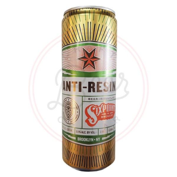 Anti Resin - 12oz Can