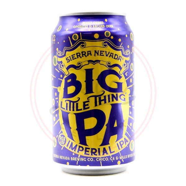 Big Little Thing - 12oz Can
