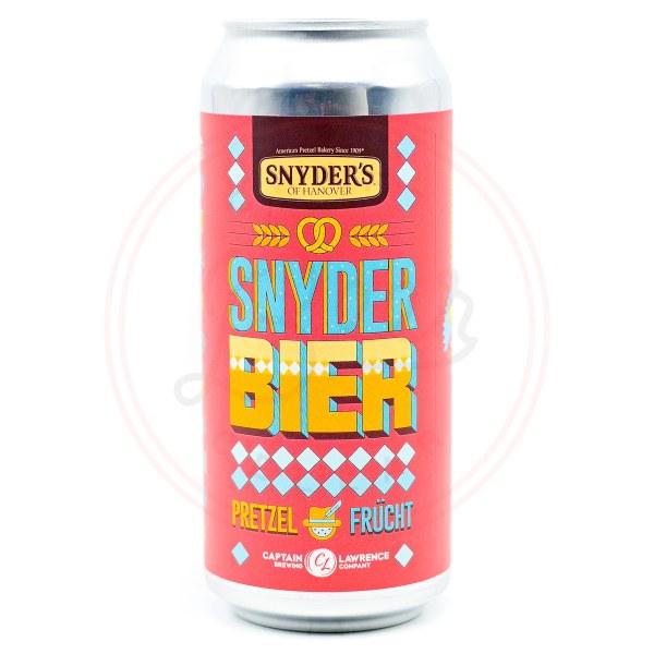Snyder Frucht - 16oz Can