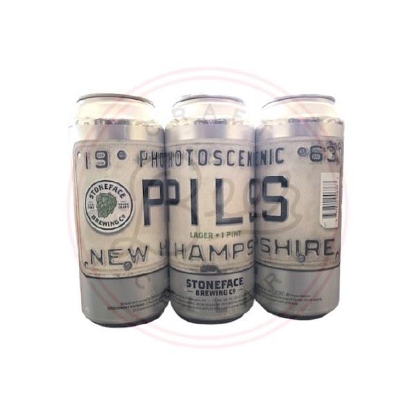 Photoscenic Pils - 16oz Can