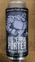 Big Effin Porter - 16oz Can