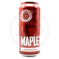 Maple Breakfast Stout - 16oz