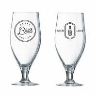Cbc Cervoise Glass - 16oz
