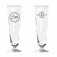 Cbc Pilsner Glass - 16oz
