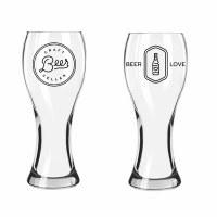 Cbc Weiss Glass - 16oz
