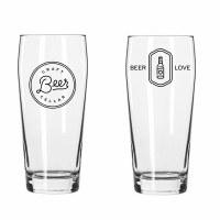Cbc Willi Becher Glass - 16oz