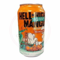 Hell Or High Mango - 12oz Can