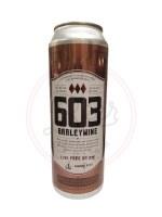 603 Barleywine - 19.2oz Can