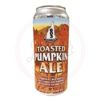 Toasted Pumpkin - 16oz Can