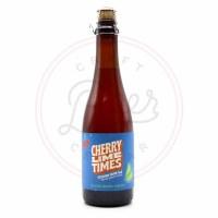 Cherry Lime Times - 375ml