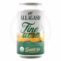 Fine Acre - 12oz Can