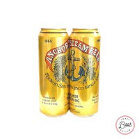 Anchor Steam Beer -19.2oz Can