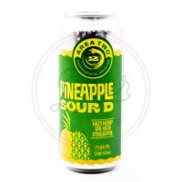 Pineapple Sour D - 16oz Can