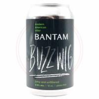 Buzzwig Cider - 12oz Can