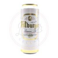 Bitburger Premium Pils - 500ml