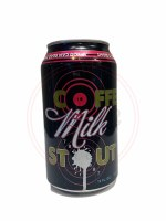 Coffee Milk Stout - 12ozcan