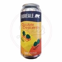 Double Descente - 16oz Can