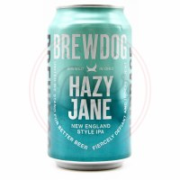 Hazy Jane - 12oz Can