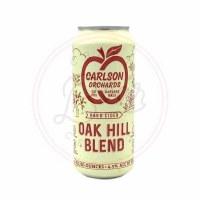 Oak Hill Blend - 16oz Can