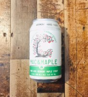 Macintosh & Maple - 12oz Can