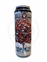 Snow On Maple Tree - 16oz Can