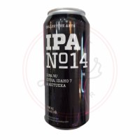 Ipa No. 14 - 16oz Can