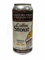 Coffee Stout - 16oz Can
