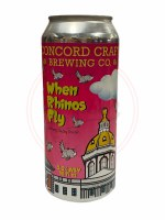 When Rhinos Fly - 16oz Can
