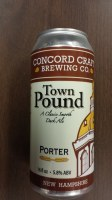 Town Pound Porter - 16oz Can