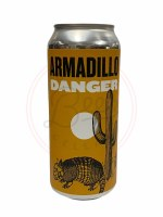 Armadillo Danger - 16oz Can