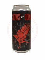 Crows Of Odin - 16oz Can