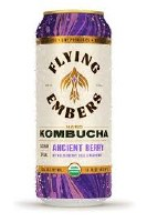 Ancient Berry Kombucha - 16oz