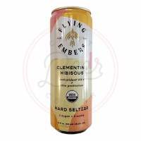 Clementine Hibiscus - 12oz Can