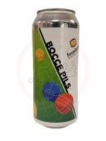 Bocce Pils - 16oz Can