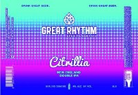 Citrillia - 16oz Can
