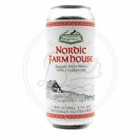 Nordic Farmhouse - 16oz Can