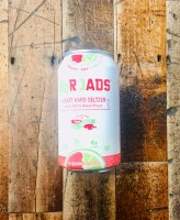 H2roads Cran-lime - 12oz Can