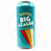 Big League - 16oz Can