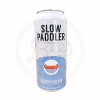 Slow Paddler - 16oz Can