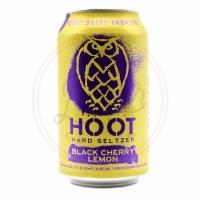 Hoot: Black Cherry - 12oz Can