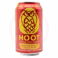 Hoot: Pom Tangerine - 12oz Can